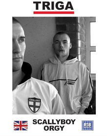 Buy Scally orgy on DVD